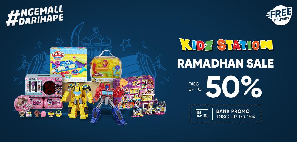 Kidz Station Indonesia Toko Mainan Online Resmi Ilotte