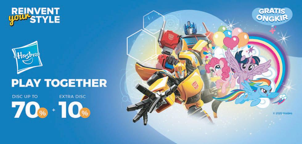 Hasbro Play Together
