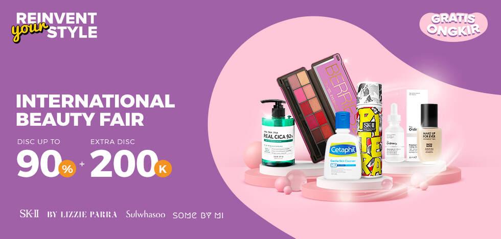International Beauty Fair