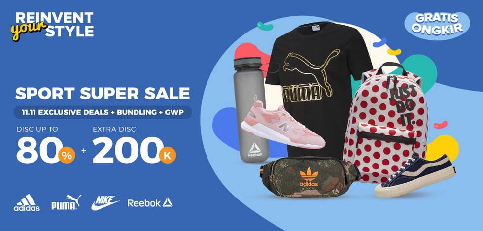 Sport Super Sale