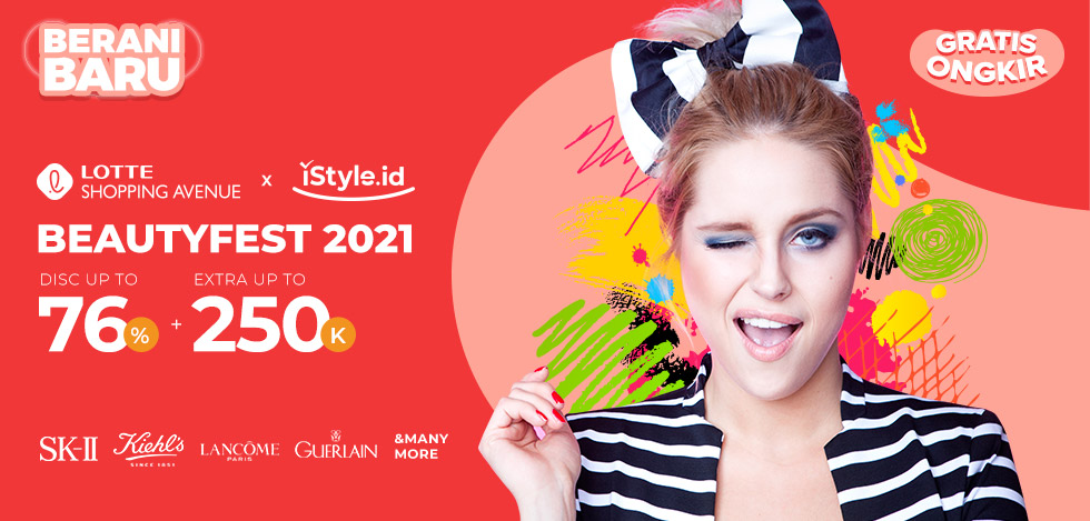 Lotte Shopping Avenue Beautyfest 2021
