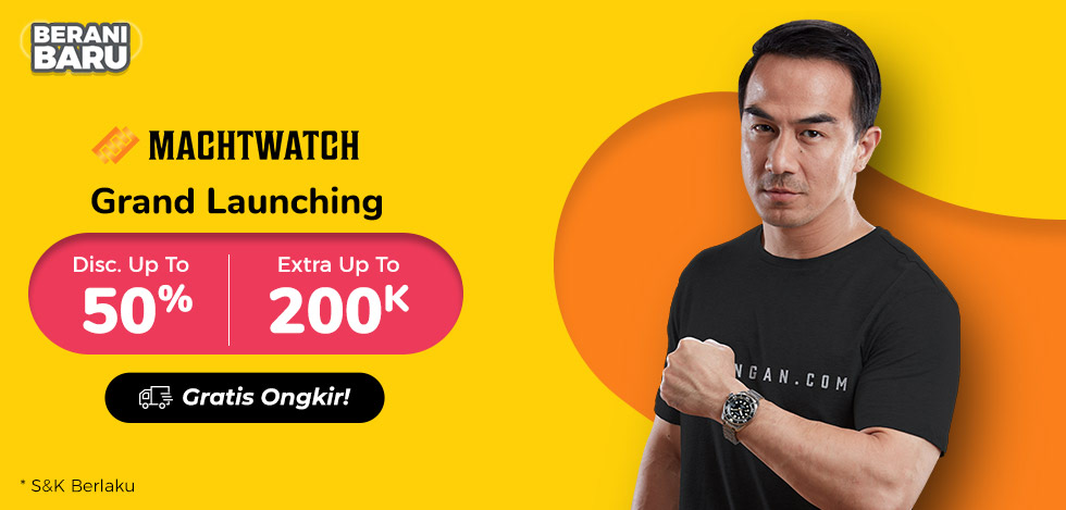 Machtwatch Grand Launching