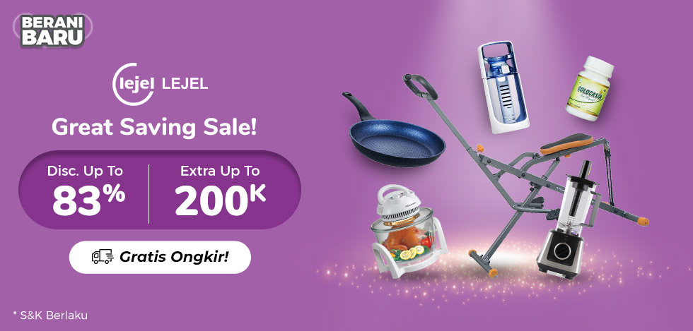 Lejel Great Saving Sale