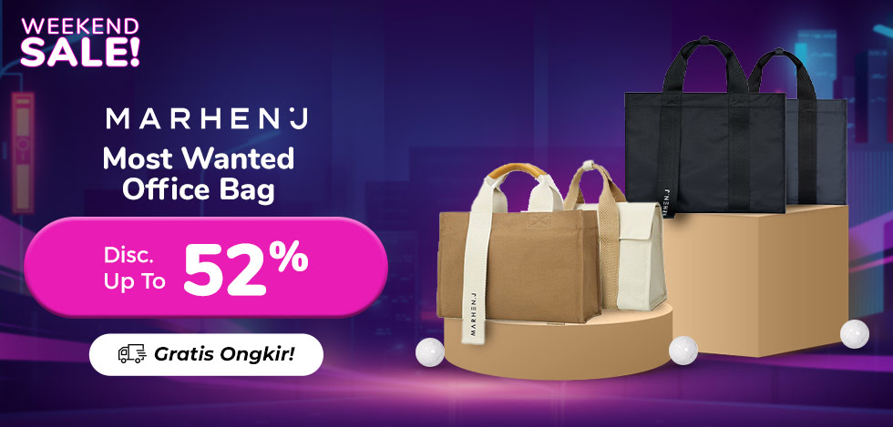 Marhen J Most Wanted Office Bag