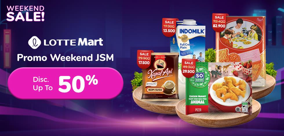 Promo Weekend JSM
