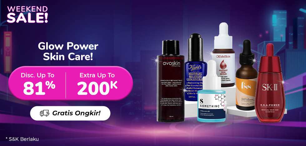 The Glow Power Skin Care