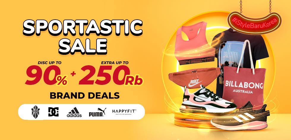 Sportastic Sale III