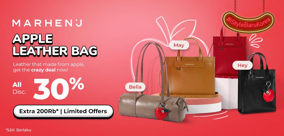 Marhen J Apple Leather Bag