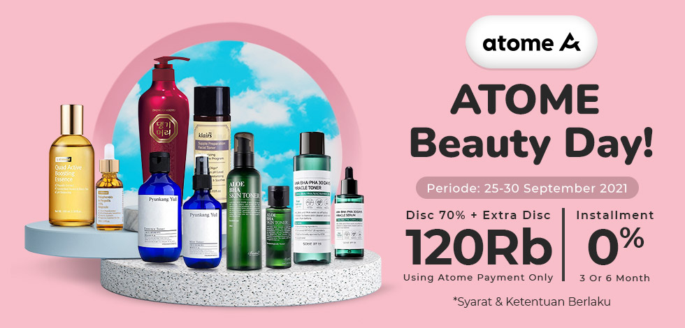 Atome Beauty Day