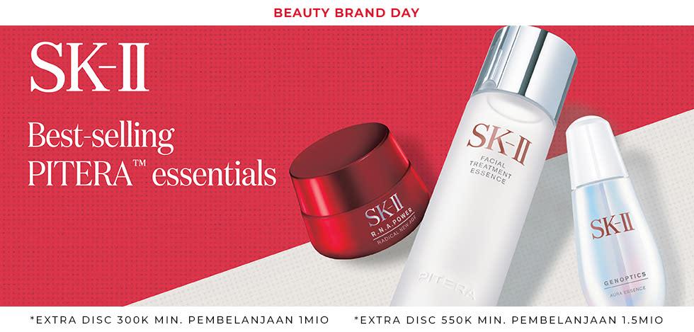 SK-II Beauty Brand Day