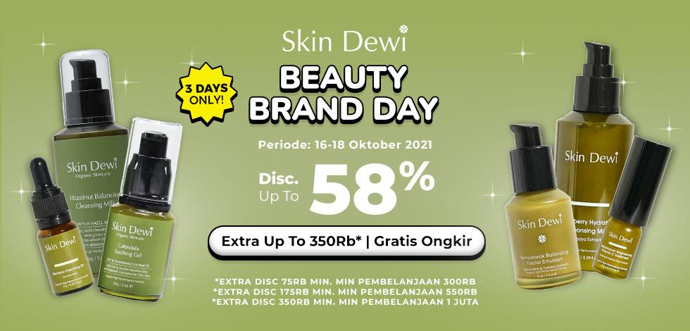 Skin Dewi Beauty Brand Day