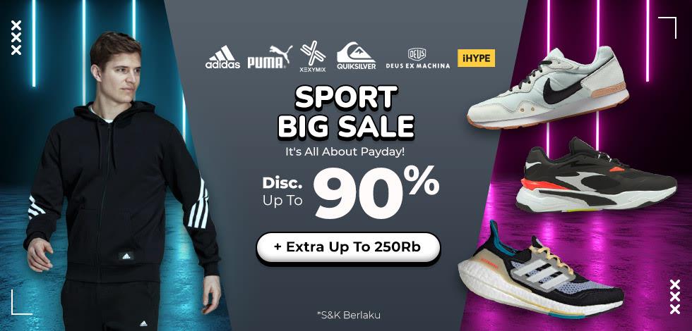 Sport Big Sale IV