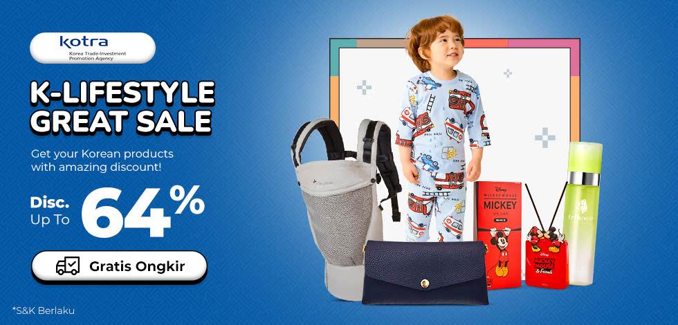 KOTRA K-Lifestyle Great Sale