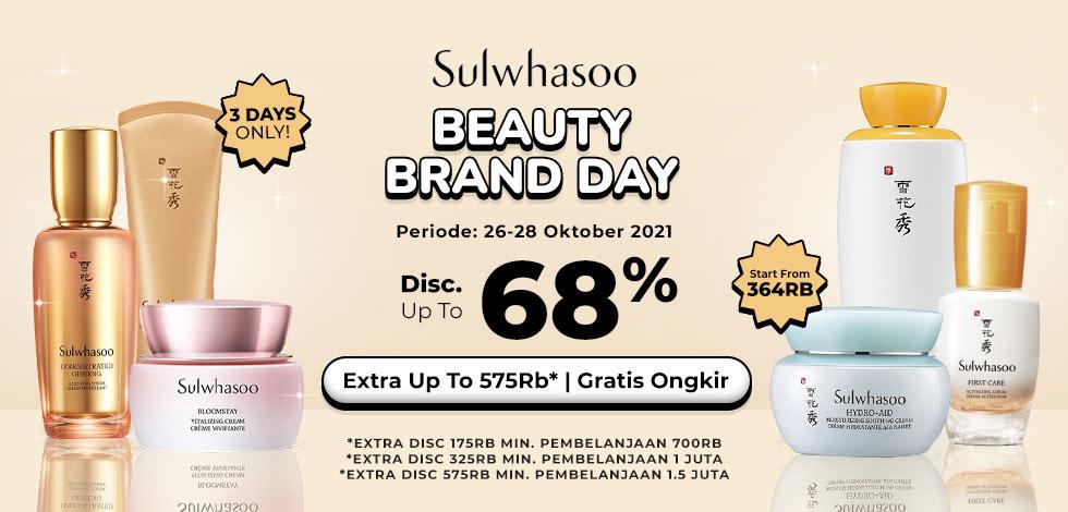 Sulwhasoo Beauty Brand Day