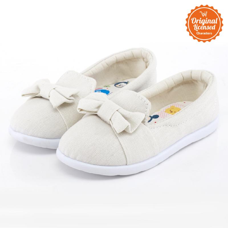 Disney Tsum Tsum Flat Shoes Girl White