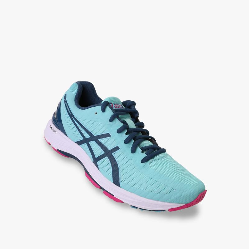 Asics Asics Gel-DS Trainer 23 Womens Running Shoes Green