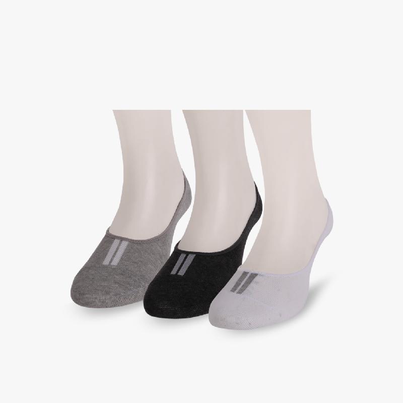 Airwalk 3 Packs Pacey No Show Unisex Socks Multi
