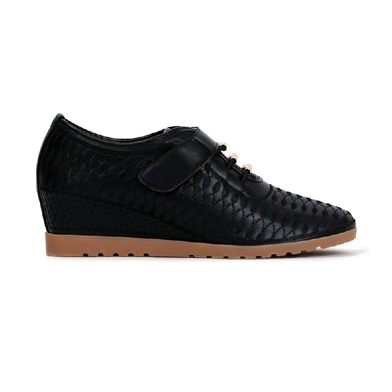 Austin Sneakers Calypso Black