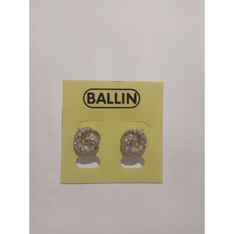 Ballin Women Earing GD-E239205 Silver