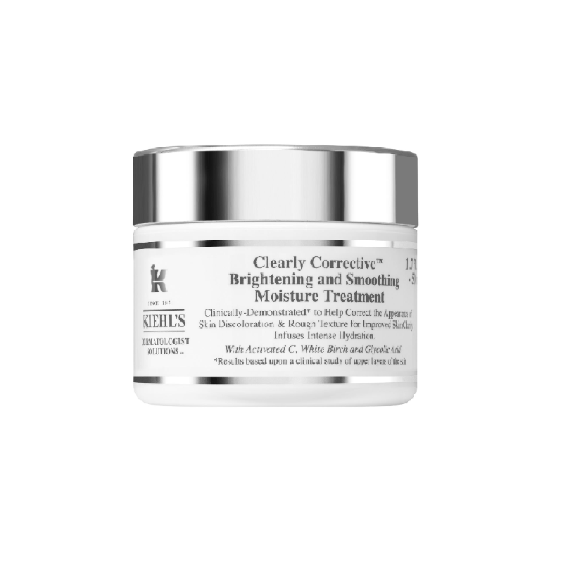 Kiehls Clearly Corrective Brightening & Smoothing Moisture Treatment 50ml Os
