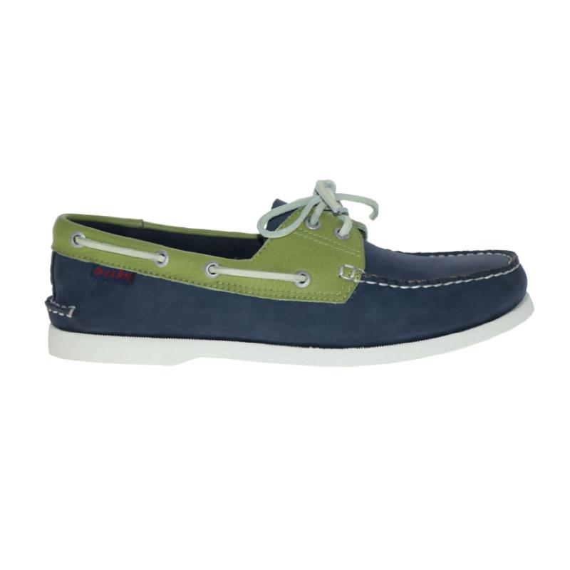 Orca Bay Mens Shoes Deck Indigo Oasis