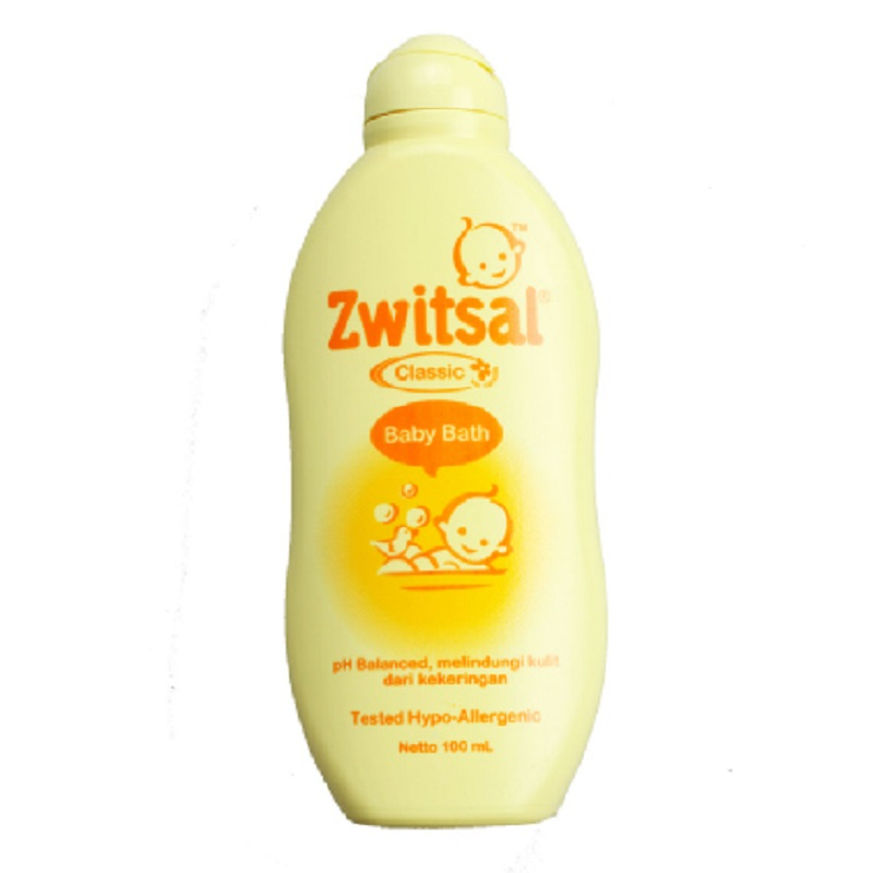 Zwitsal Baby Bath Classic 100 Ml