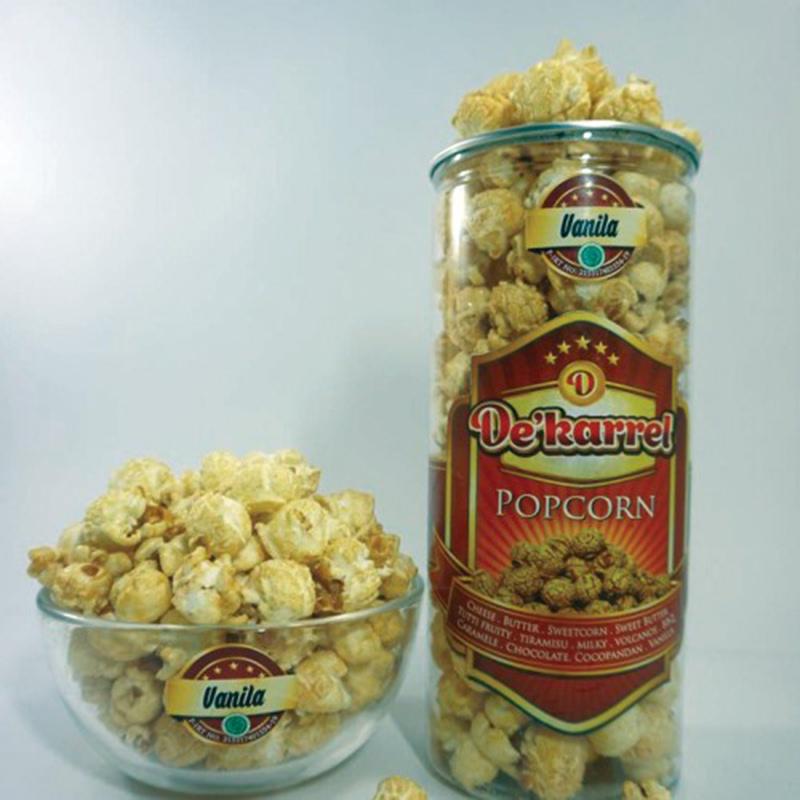 Dekarrel PopCorn Vanilla Mush All Seal 20