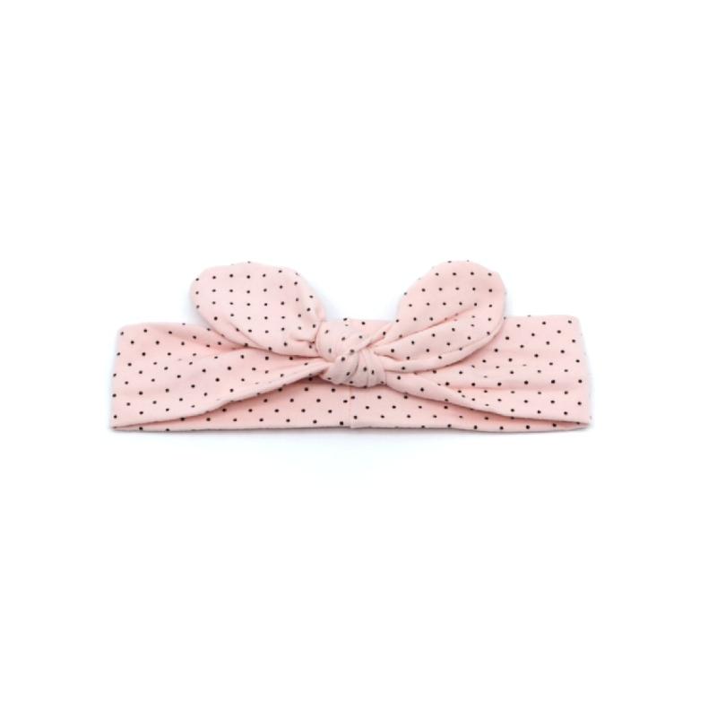 BabyLand Pink Polka Headband PPH001