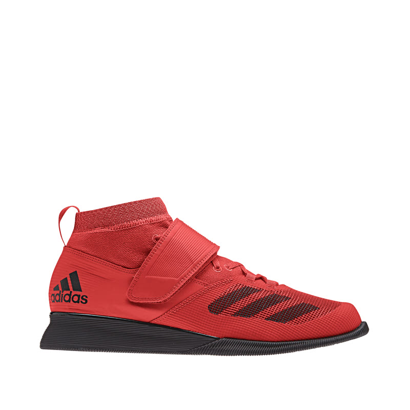 Adidas Combat Crazy Power New Black Shock Red