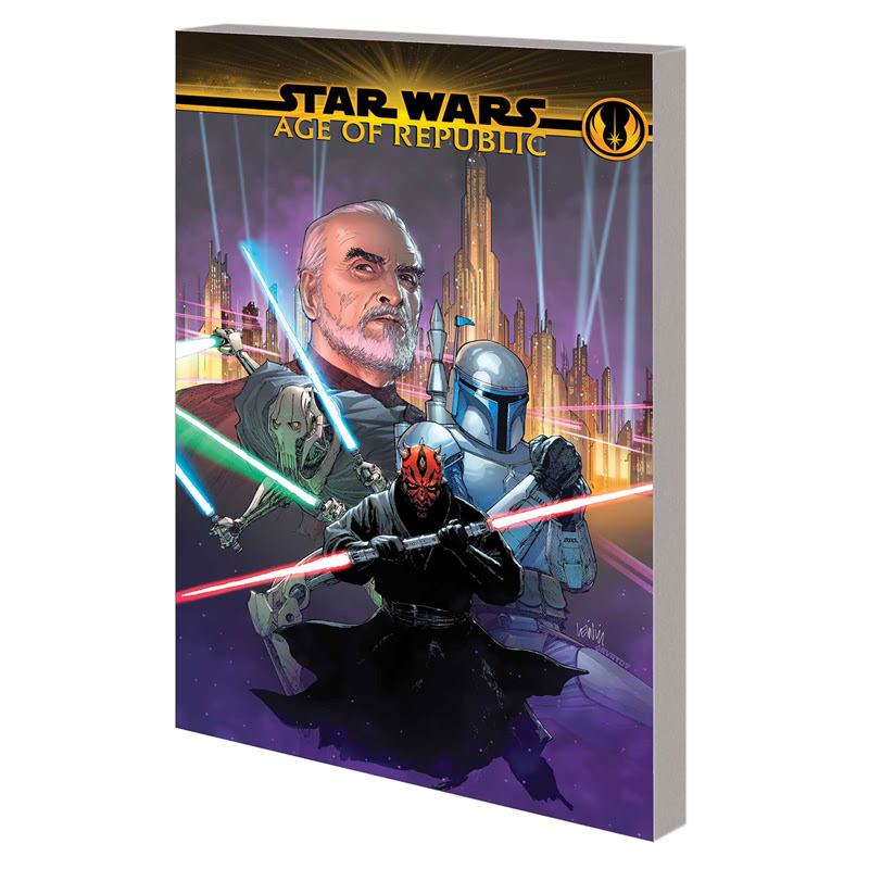 Star Wars Age of the Republic - Villains