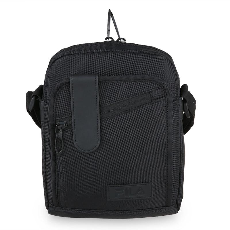 Fila Small Utility Bag Silviano Black