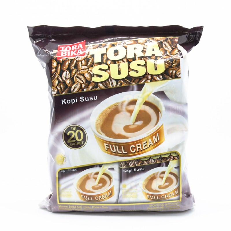 Torabika Susu Fullcream Bag 20 X 30 Gr