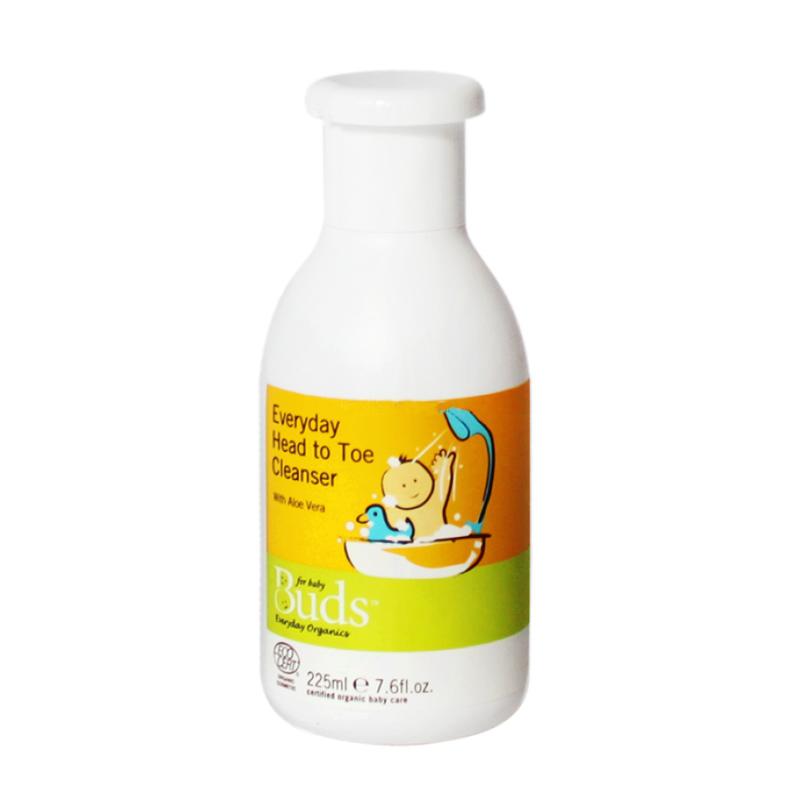 Buds Organics Everyday Head to Toe Cleanser [225ml]
