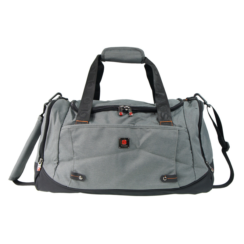 Polo Classic Travel Bag J1009-34 Grey