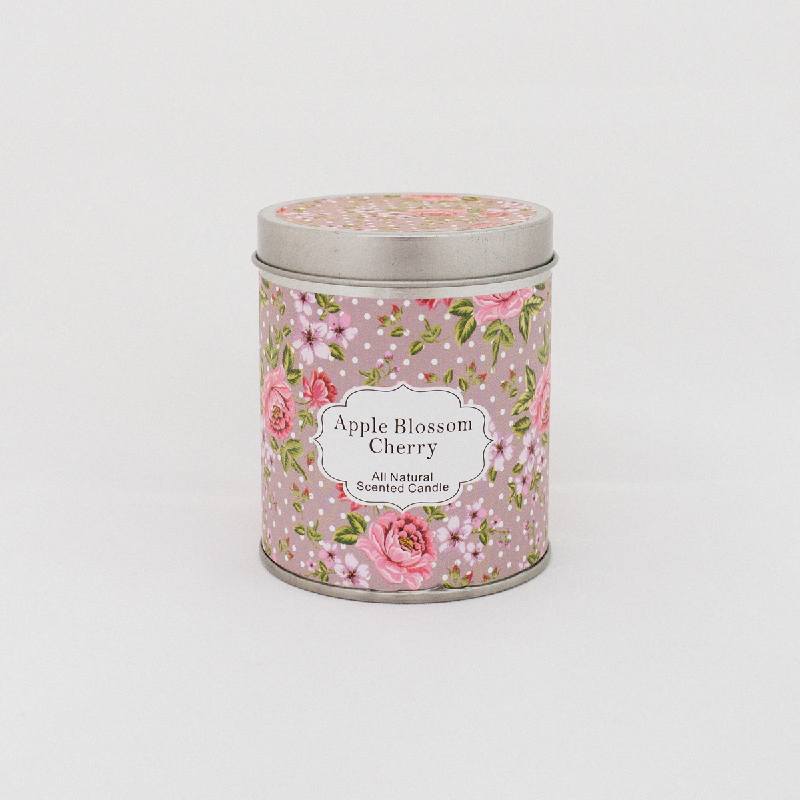 Asna Apple Blossom Cherry Scented Candle