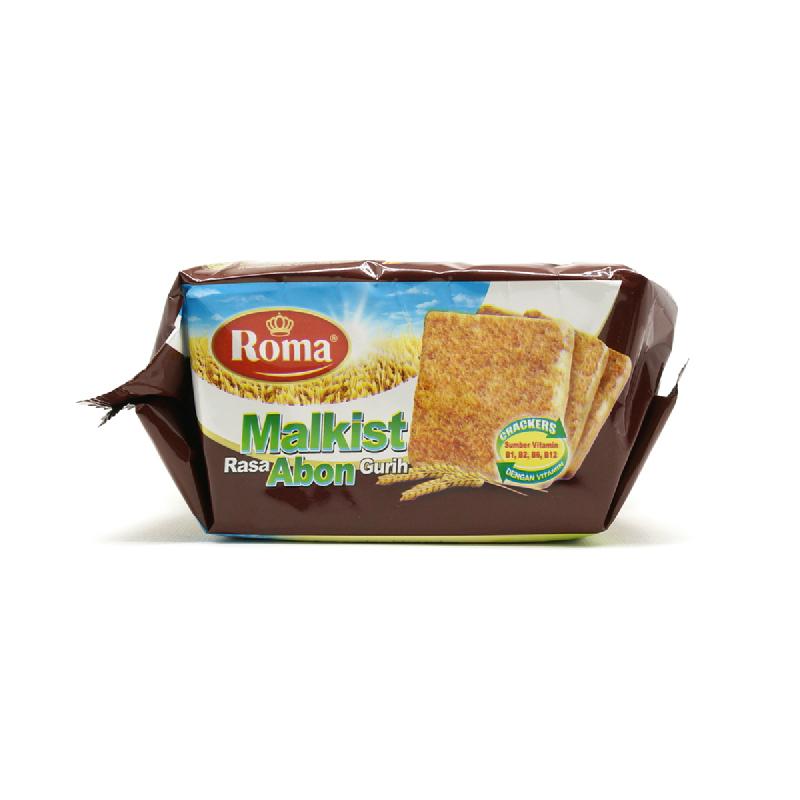 Roma Malkist Abon Crackers 145G