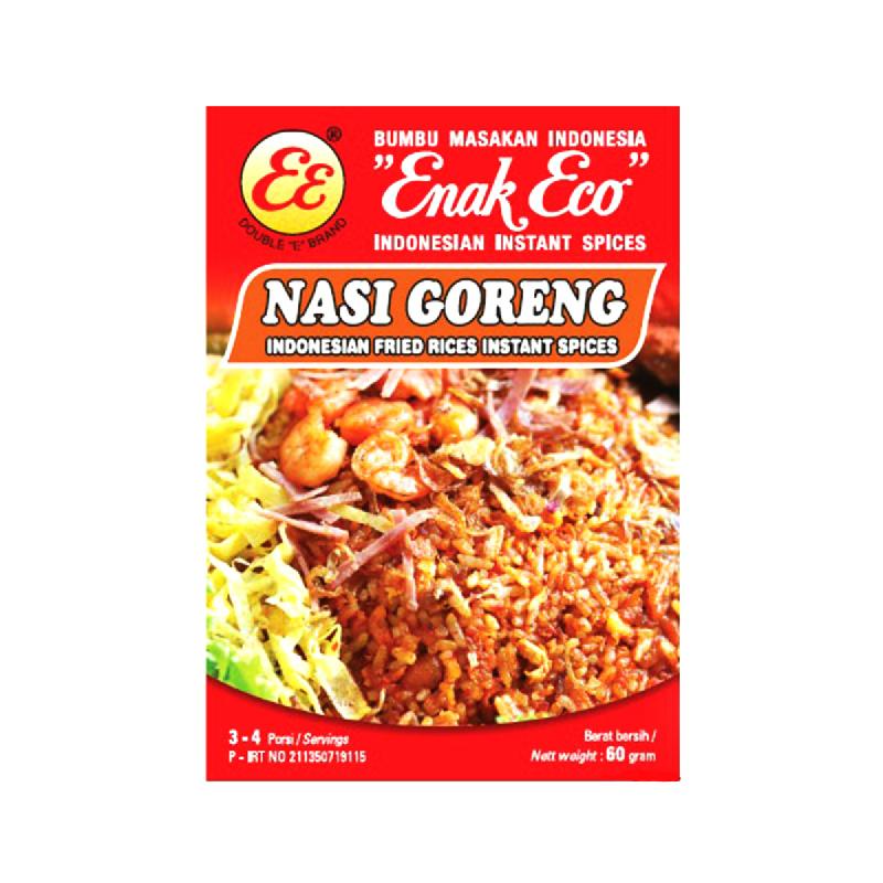 Enak Eco Bumbu Nasi Goreng 60 Gr