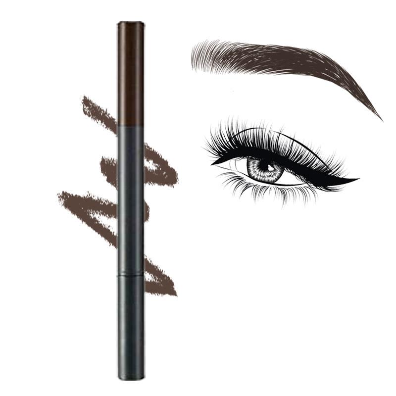 The Face Shop Designing Eyebrow Pencil 04 Black Brown