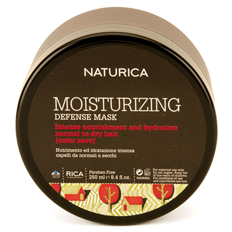 Naturica Moisturizing Defense Mask 250 Ml