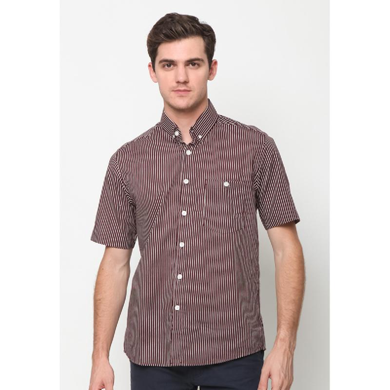 17Seven Shirts Shortshirt Surnyz Brown