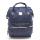 Anello Denim Oxford Backpack Denim Navy