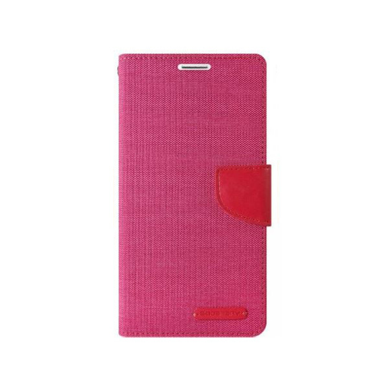 Goospery Canvas Diary Samsung Galaxy Note 5 - Pink