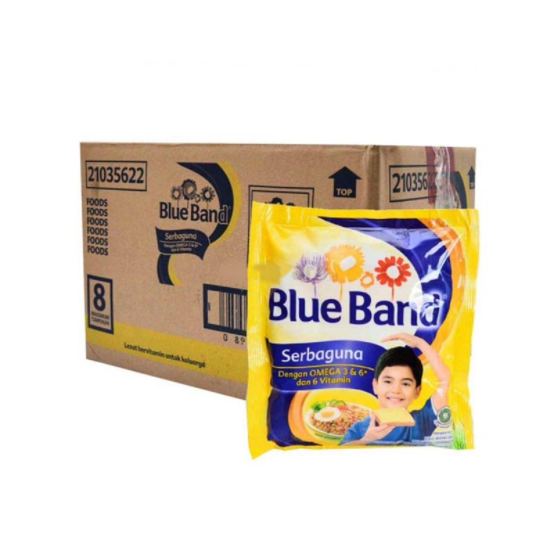 Blue Band Serbaguna Sachet 200G (1 Karton) (B2B)