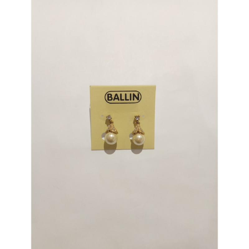 Ballin - Women Earring YZ E9920G Gold