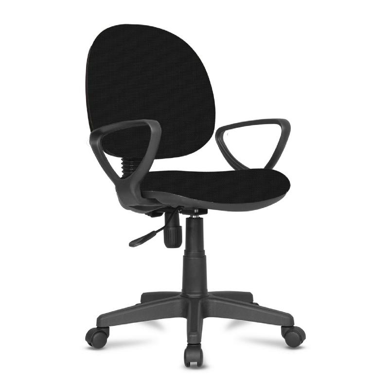 Kursi kerja kursi kantor BK Series - BK24 Black