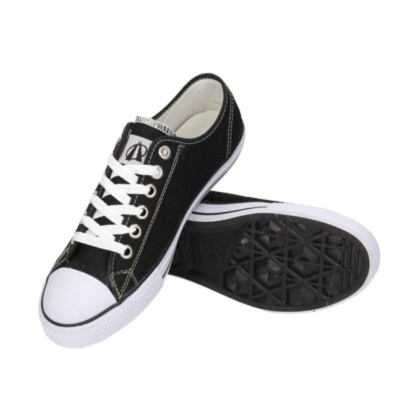 Ardiles Nation Man Sneakers Shoes Black White