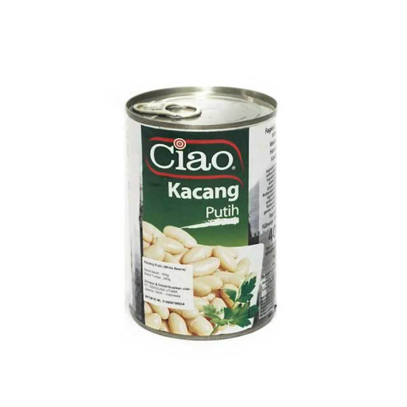 Ciao White Beans 400G