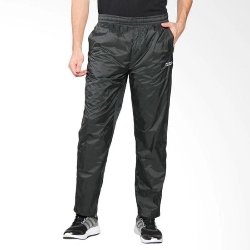 Kappa Tracksuit Pants - Charcoal