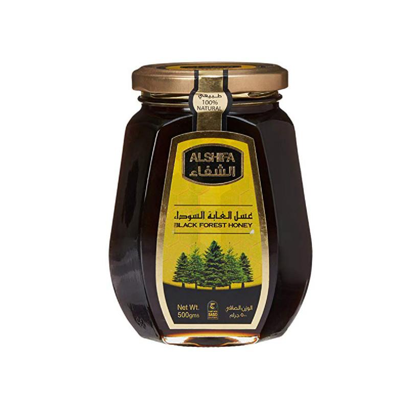 Al Shifa Blackforest Honey 500g