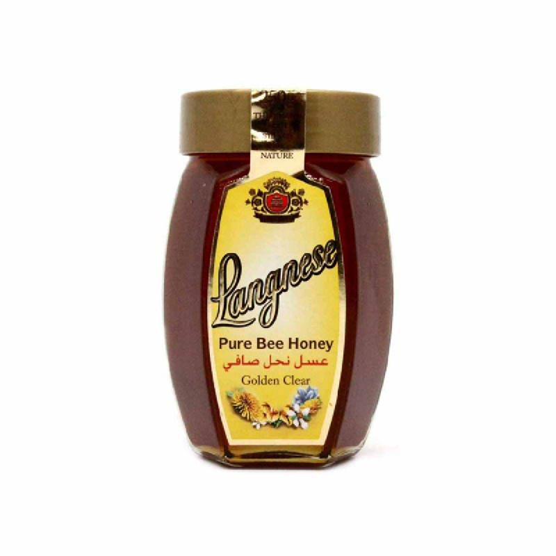 Langnese Pure Bee Honey Golden Clear 250G